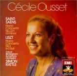 SAINT-SAËNS - Ousset - Concerto pour piano n°2 op.22