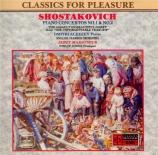 CHOSTAKOVITCH - Alexeev - Concerto pour piano, trompette et orchestre à