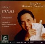 STRAUSS - Oue - Ein Heldenleben, poème symphonique pour grand orchestre