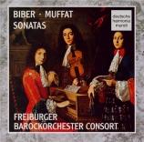 BIBER - Freiburger Baro - Douze sonatae 'Tam Aris quam aulis servientes'
