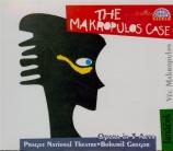 JANACEK - Gregor - Vec Makropulos (L'affaire Makropoulos)