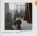 RAVEL - Kruysen - Histoires naturelles, cinq mélodies pour voix et piano