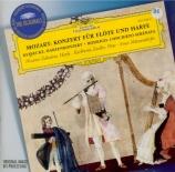 MOZART - Märzendorfer - Concerto pour flûte, harpe et orchestre en do ma