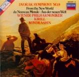 DVORAK - Kondrashin - Symphonie n°9 en mi mineur op.95 B.178 'Du Nouveau