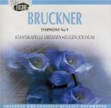 BRUCKNER - Jochum - Symphonie n°9 en ré mineur WAB 109