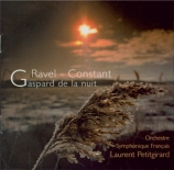 World Premiere recording of the orchestration by Marius Constant