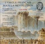 L'orgue français sous la Révolution