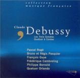 DEBUSSY - Quatuor Orlando - Quatuor à cordes op.10 L.85