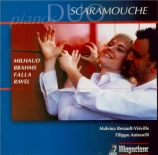MILHAUD - Duo Scaramouche - Scaramouche op.165d
