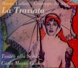 VERDI - Giulini - La traviata, opéra en trois actes Live Scala 28 - 5 - 1955