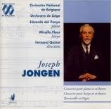 JONGEN - Quinet - Concerto pour piano op.127