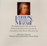 MOZART - Pollini - Concerto pour piano n°23 K.488