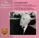 TCHAIKOVSKY - Beecham - Symphonie n°3 en ré majeur op.29 'Polonaise'
