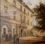 DVORAK - Kubelik Trio - Trio avec piano n°2 op.26