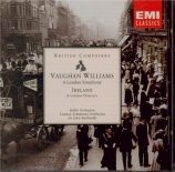 VAUGHAN WILLIAMS - Barbirolli - Symphonie n°2 'London'