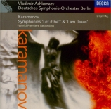 KARAMANOV - Ashkenazy - Symphonie n°23 'I am Jesus'