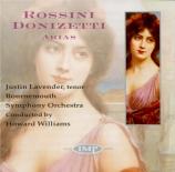Airs d'opéras de Rossini et Donizetti