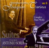 Complete Piano Works Vol.5 : Suites
