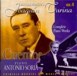 Complete Piano Works Vol.4 : Cuentos
