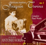 Complete Piano Works Vol.1 : Nineras