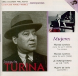 Complete Piano Works Vol.2 : Mujeres