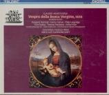 MONTEVERDI - Harnoncourt - Vespro della beata Vergine (1610)