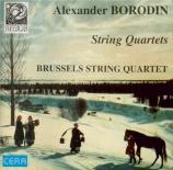 BORODINE - Brussels String - Quatuor à cordes n°1