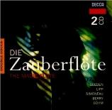 MOZART - Böhm - Flûte enchantée (La) K.620 (Die Zauberflöte)