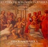 Concertos classiques pour alto