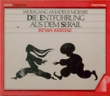 MOZART - Kertesz - Enlèvement au sérail (L') K.384 (Die Entführung aus d live Salzburg, 4 - 8 - 1961