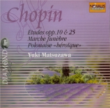 CHOPIN - Matsuzawa - Douze études pour piano op.10