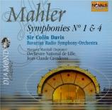 MAHLER - Casadesus - Symphonie n°4