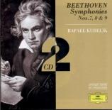 BEETHOVEN - Kubelik - Symphonie n°7 op.92