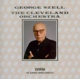 DVORAK - Szell - Huit danses slaves op.46, version pour orchestre op.46 import Japon