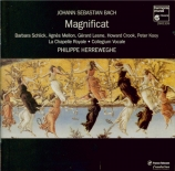 BACH - Herreweghe - Magnificat BWV 243