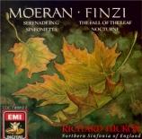 MOERAN - Hickox - Serenade
