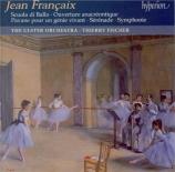 FRANCAIX - Fischer - Symphonie pour orchestre en sol majeur 'À la mémoir