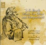 Musique pour hautbois et clavecin