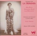 VERDI - Sabajno - La traviata, opéra en trois actes