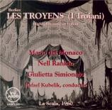 BERLIOZ - Kubelik - Les Troyens : extraits (chanté en italien) chanté en italien