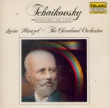 TCHAIKOVSKY - Maazel - Symphonie n°4 op.36