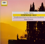 MAHLER - Kubelik - Symphonie n°9