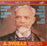 DVORAK - Richter - Quintette avec piano en la majeur op.81 B.155 (1887)