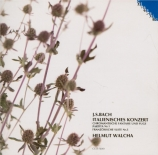 BACH - Walcha - Concerto italien BWV 971 (import Japon) import Japon