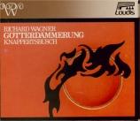 WAGNER - Knappertsbusch - Götterdämmerung (Le crépuscule des dieux) WWV live Bayreuth 57