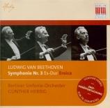 BEETHOVEN - Herbig - Symphonie n°3 op.55 'Héroïque'