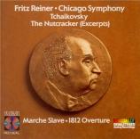 TCHAIKOVSKY - Reiner - Casse-noisette op.71 : extraits