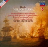 HAYDN - Hickox - Missa in Angustijs, pour solistes, choeur mixte, orchest