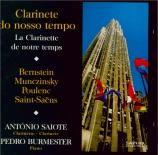 Clarinete do nosso tempo - la clarinette de notre temps