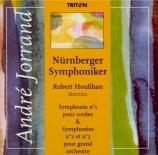 JORRAND - Houlihan - Symphonie n°1